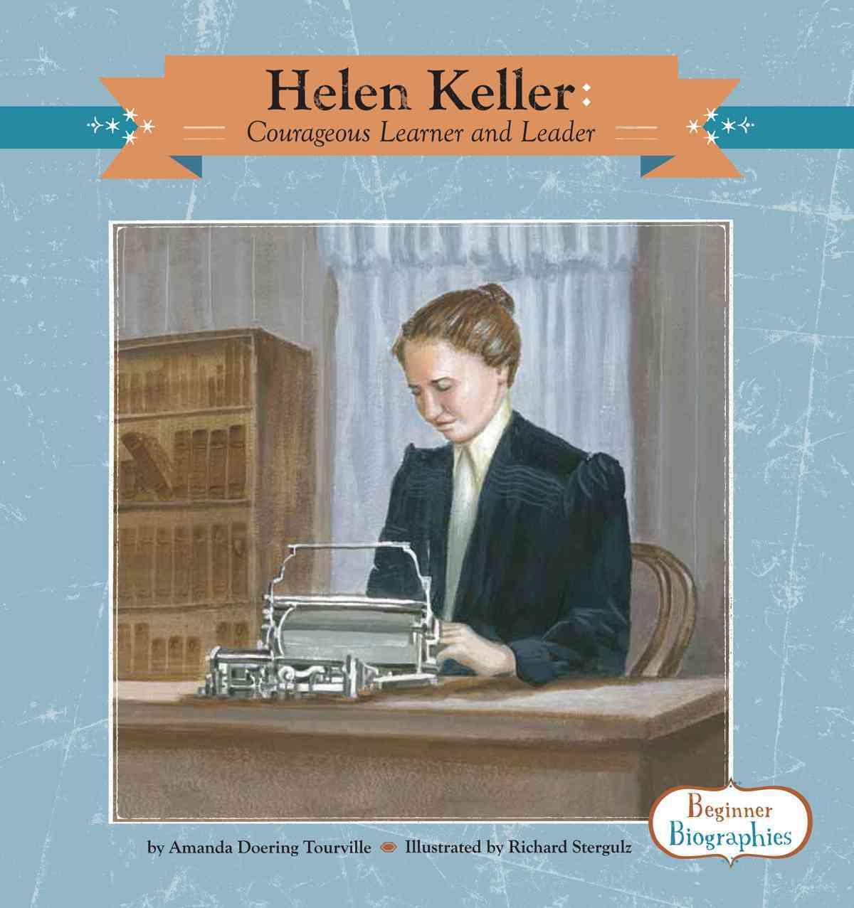 Helen Keller By Tourville, Amanda Doering